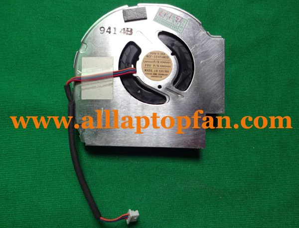 100% Brand New and High Quality IBM Lenovo ThinkPad T500 Laptop CPU Cooling Fan   Specification: Brand New IBM Lenovo ThinkPad T500 Laptop...