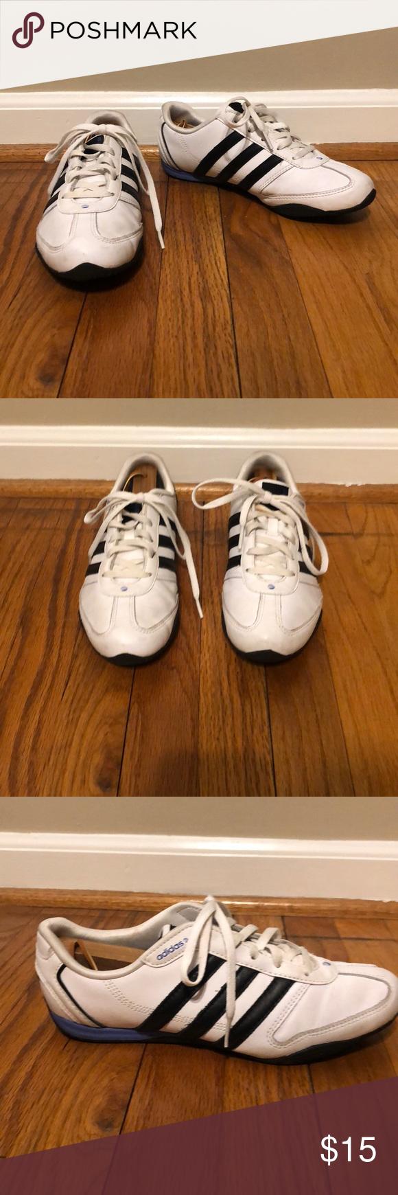 material seleccionado profesional mejor calificado talla 7 Woman's Adidas Vibetouch Sneakers Ladies 8.5 Good condition, see ...