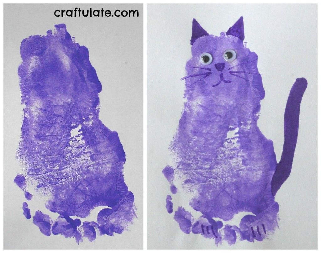 Learning colors art activities for preschool - Purple Crafts And Activities Learning Colours With Brown Bear Series Craftulate