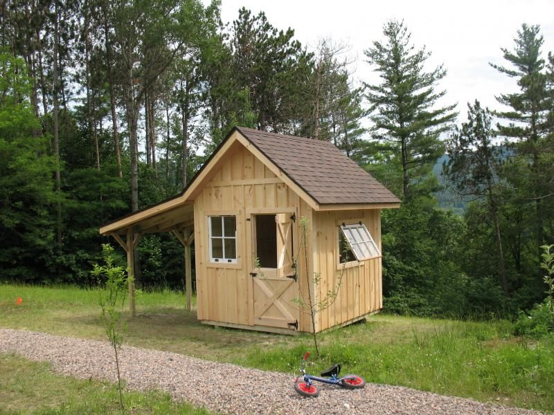 Garden Sheds Vermont cute garden sheds | vermont sheds custom built on site | shed it