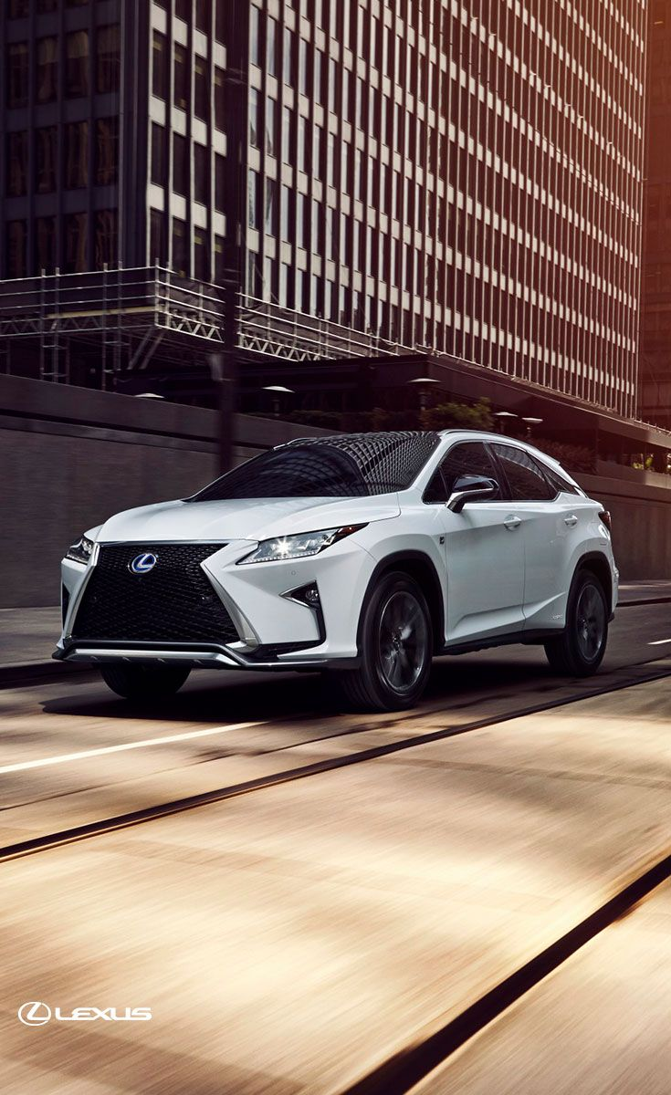 When Your Life Demands Versatility Demand The 2017 Lexus Rx 450h F Sport Click To Learn More About Luxury Suv