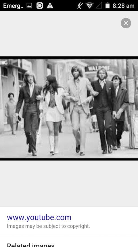 Robin,Linda,Barry and Maurice