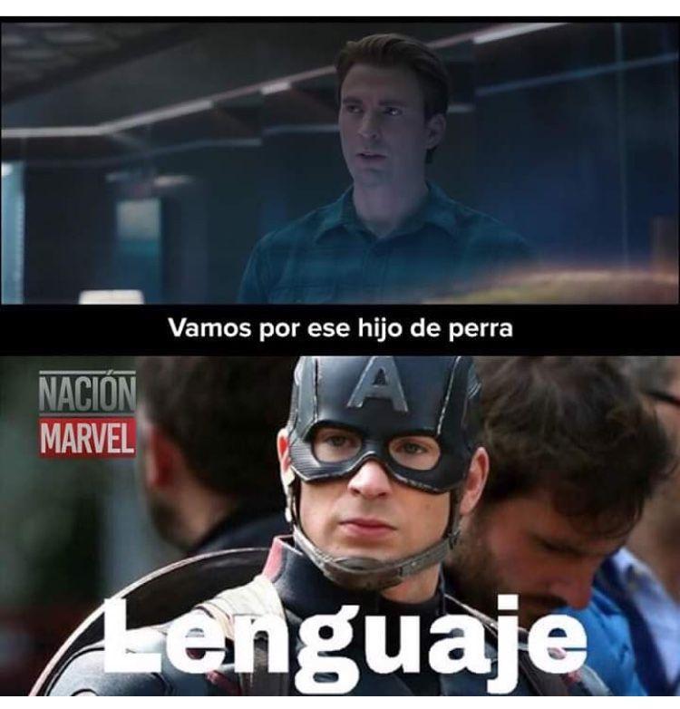 Pin De Paula Defeo En Marvel Memes Divertidos Memes Graciosos Memes