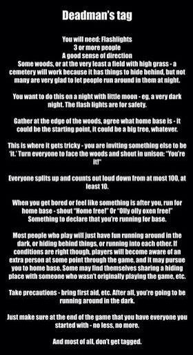 So Playing This Sometime Creepy Games Slumber Party Games Fun