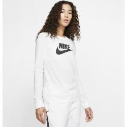 Photo of Camiseta de manga longa feminina Nike Sportswear – Nike branco