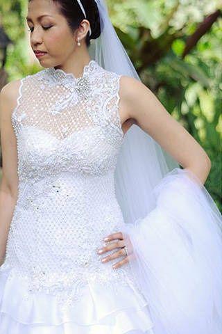 Kay & Oyie: Bridal Gown