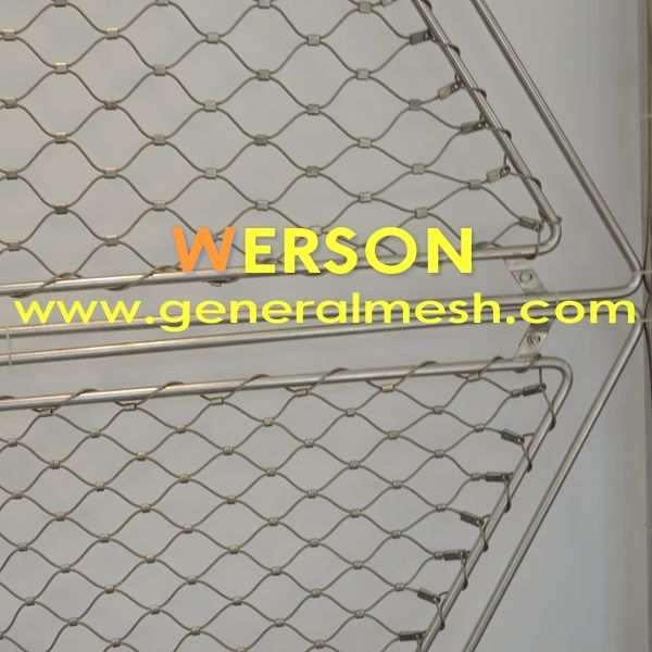 Generalmesh X-TEND & X-LED Edelstahlnetze,X-TEND Edelstahlnetze,X ...