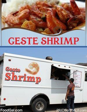 Geste Shrimp Truck