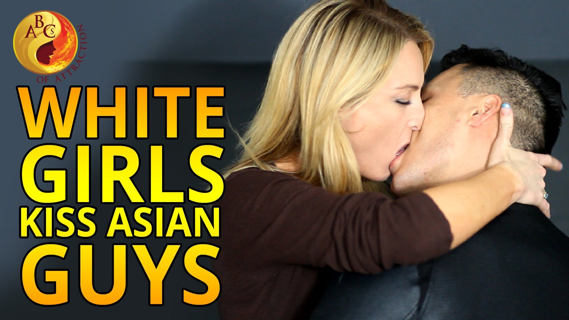 Asian guy dating asian girl
