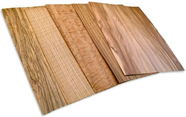 placage bois en rouleau flexible