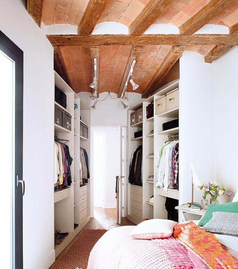 Cómo distribuir el dormitorio si quieres un vestidor # ...