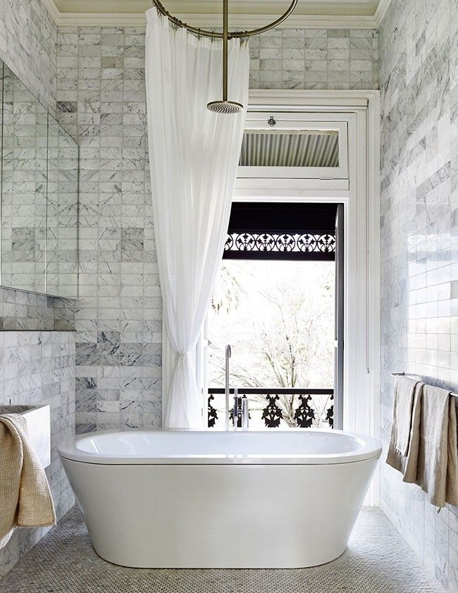 inside a modern victorian terrace home in melbourne - Bathroom Ideas Melbourne