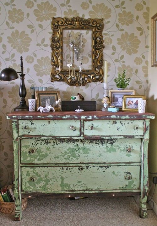 Distressed Furniture Ideas Shabby Decor