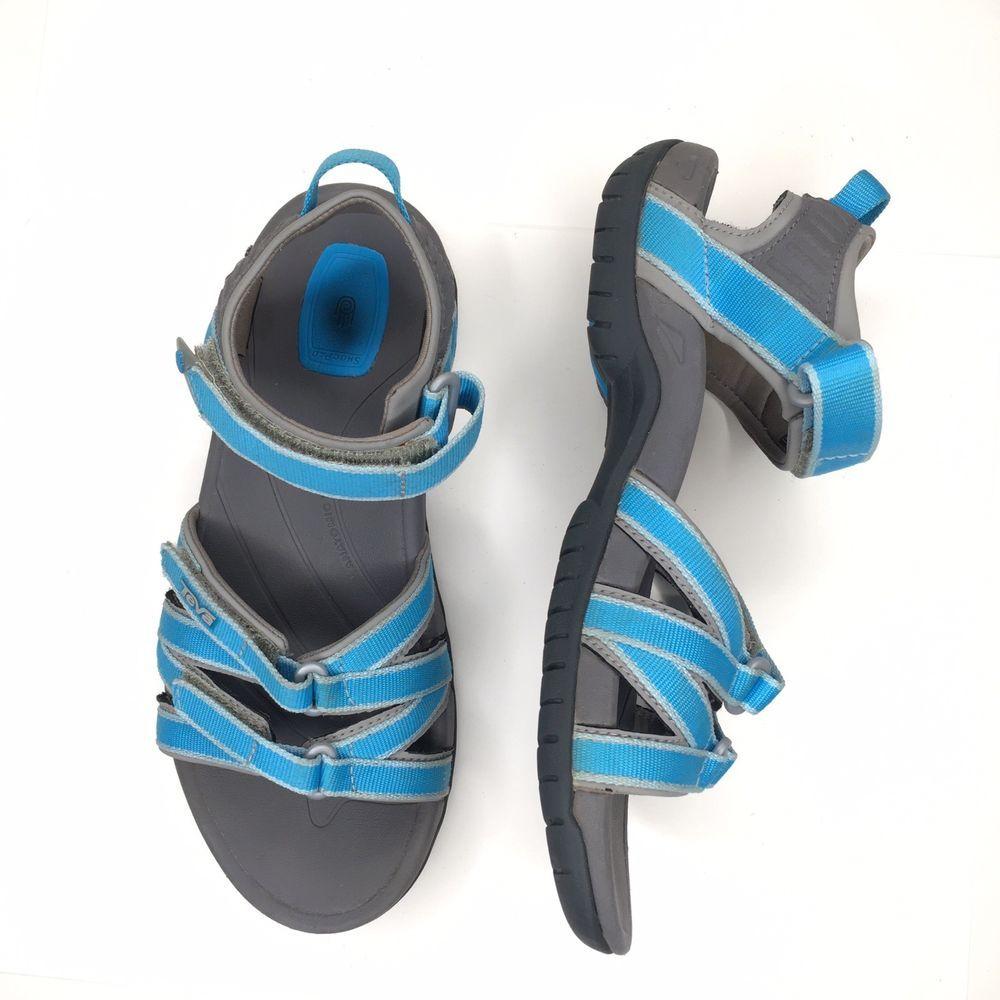 2b203e705a6f Teva Tirra Womens Sport Sandal Size 6.5 Blue Gray Black  fashion  clothing   shoes  accessories  womensshoes  sandals (ebay link)