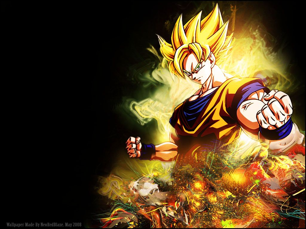 Collection Of Best Dragon Ball Z Wallpapers On Hdwallpapers 1024