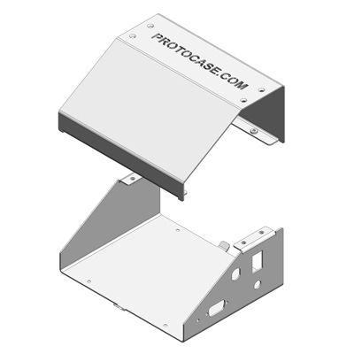 Enclosure Sheet Metal Google Search Disenos De Unas Carcasas Metal