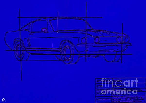 Shelby gt mustang blueprint photograph shelby gt mustang blueprint shelby gt mustang blueprint photograph shelby gt mustang blueprint fine art print malvernweather Choice Image