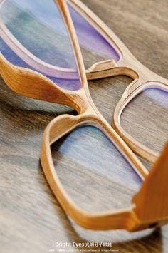 木製鏡框的兩大霸主 HERRLICHT及ROLF大亂鬥 | Wooden glasses, Wooden eye glasses, Wooden eyeglass frames