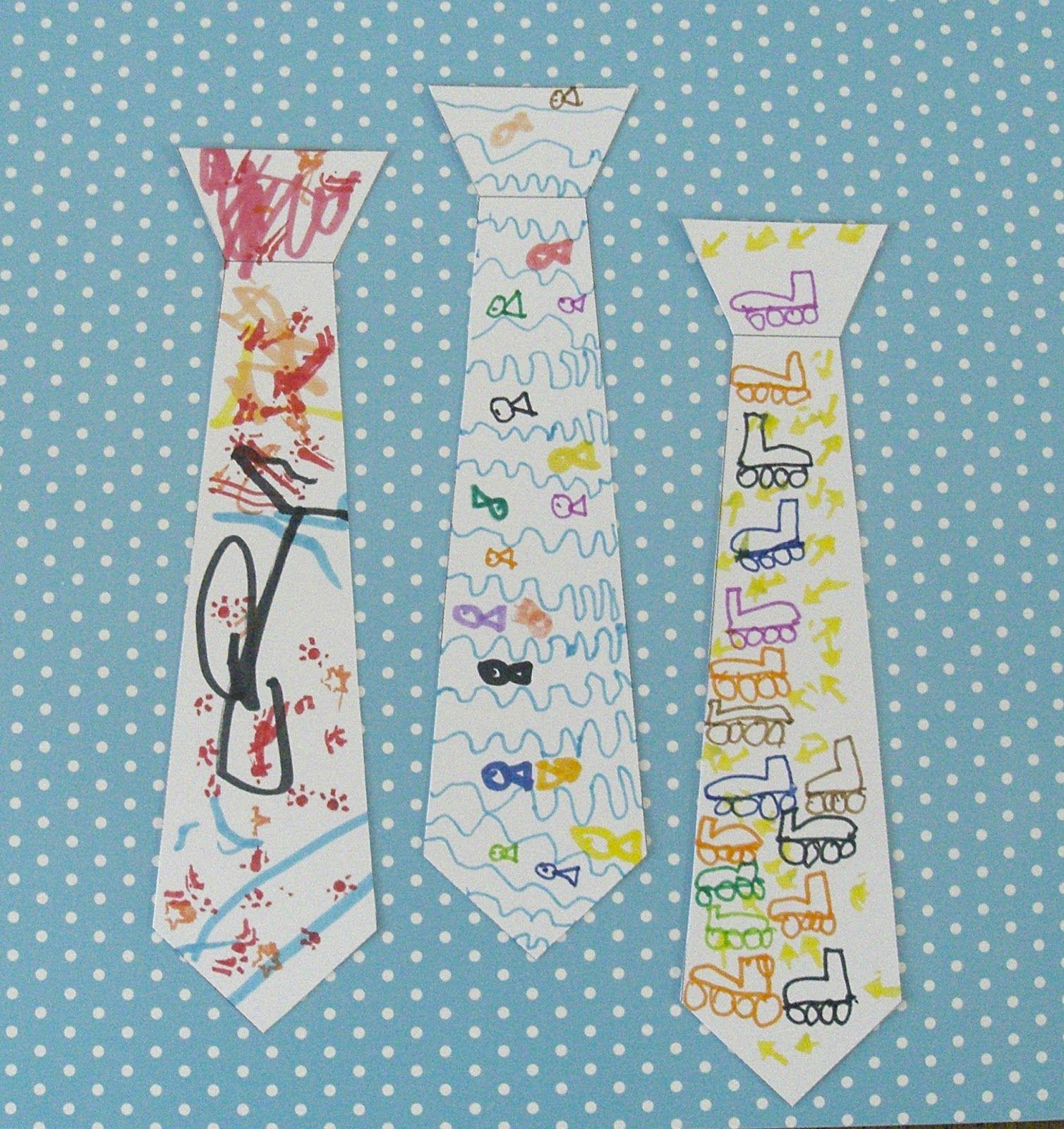 Gabulle in wonderland diy du mercredi marque page cravate d corer pour la f te des p res - Idee dessin fete des peres ...