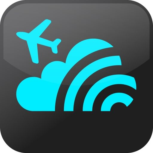 Download Skyscanner All flights, everywhere! 512x512px