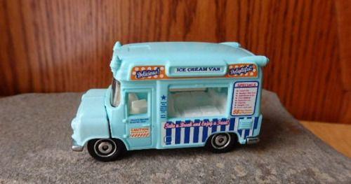 Vintage Matchbox Ice Cream Truck 947 Ice By... Vintage Matchbox Ice Cream  Truck