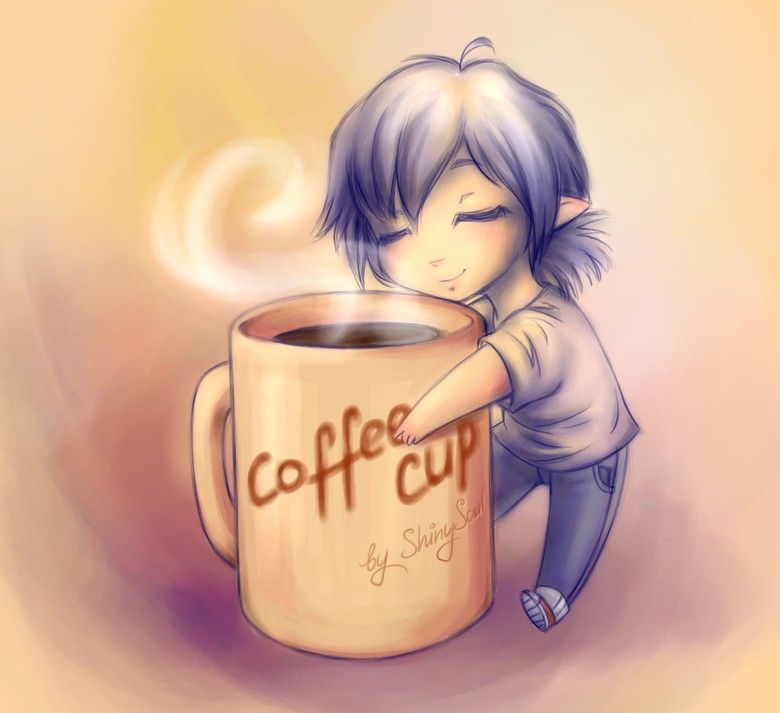 Big Coffee Cups For Friends Big Coffee Cup By Shinysoul With