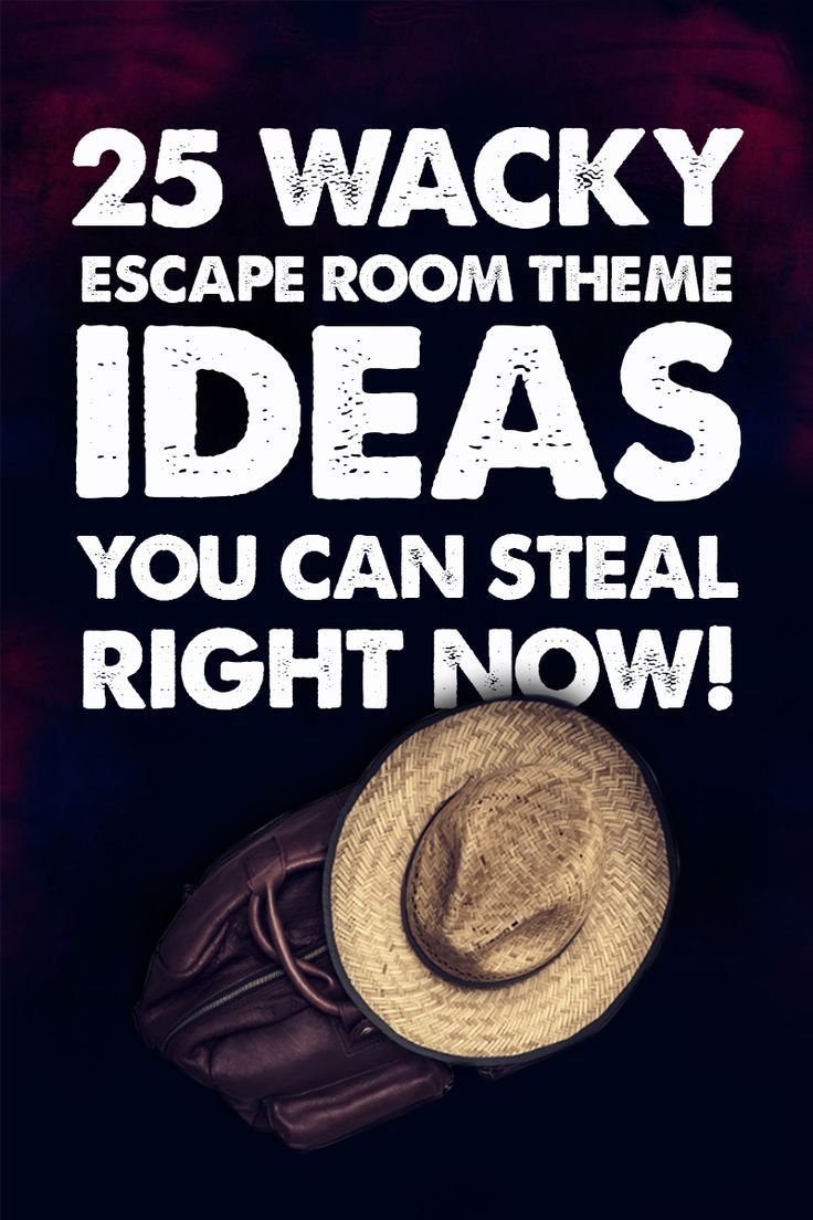 Use these to make your own escape room feel incredible: #games