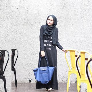 Model Baju Hijab Jaman Now 13