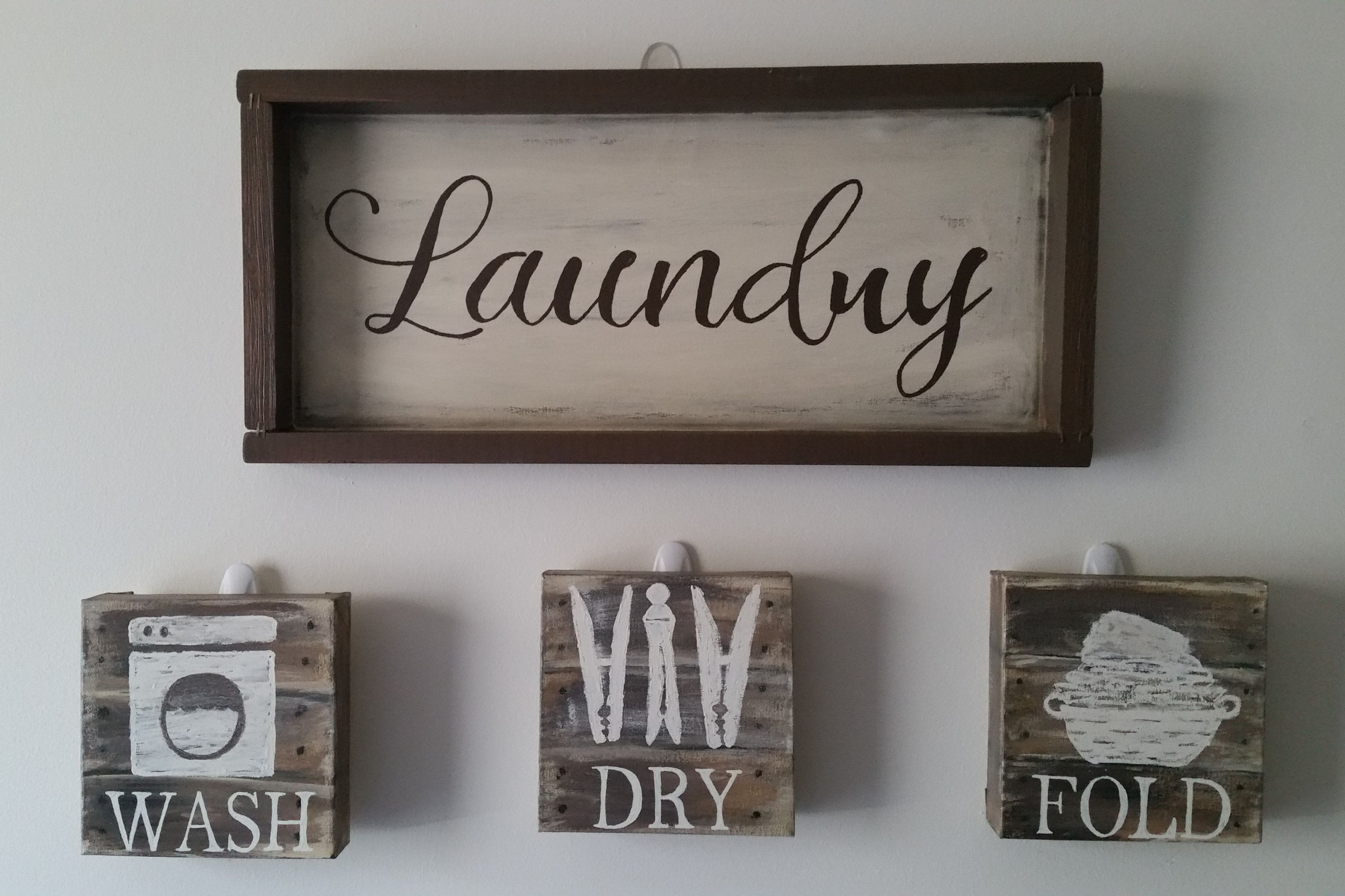 Custom Rustic Laundry Room Signs Etsy In 2020 Rustic Laundry