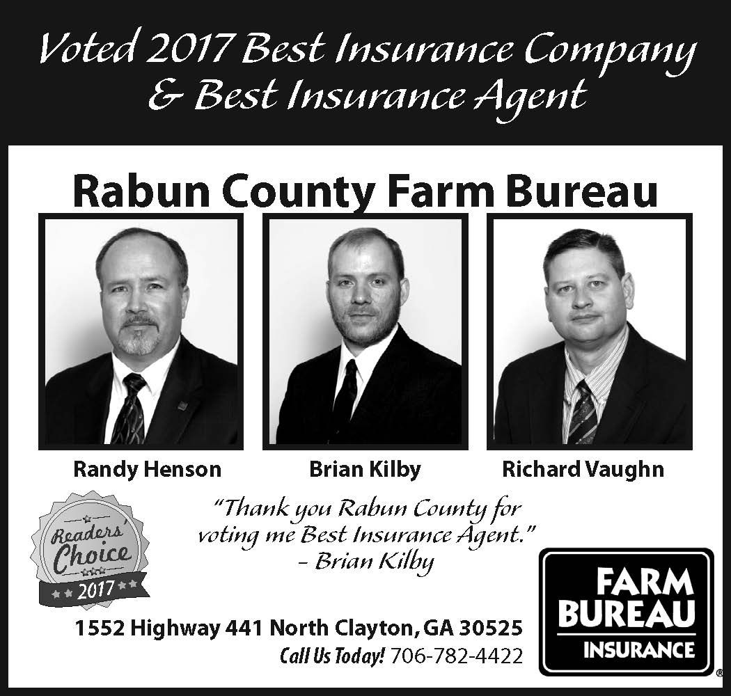 Voted 2017 Best Insurance Company Best Insurance Agent Randy