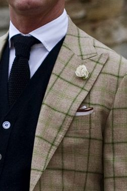 1000  images about Plaid and Patterned Suits on Pinterest | Mens