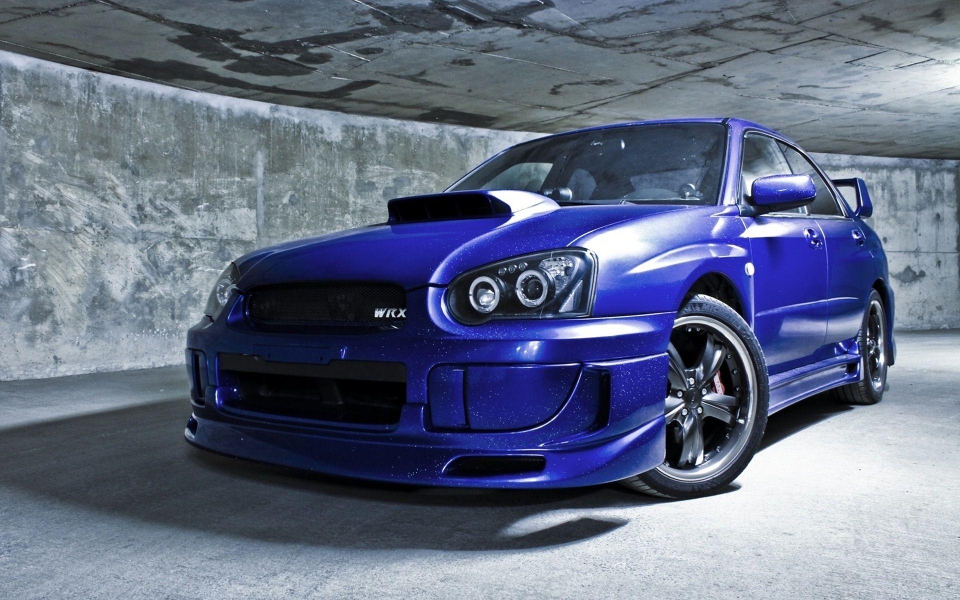 Subaru impreza wrx on snow hd desktop wallpaper high definition subaru wallpaper wallpapers