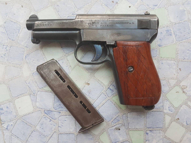 Pistol PSM: specifications, photos 50