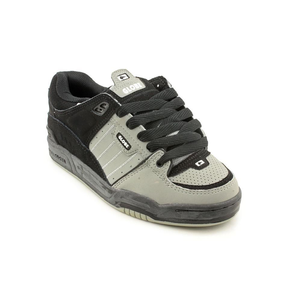Globe Fusion Mens Skate Nubuck Leather Skate Shoes #Globe #Skateboarding