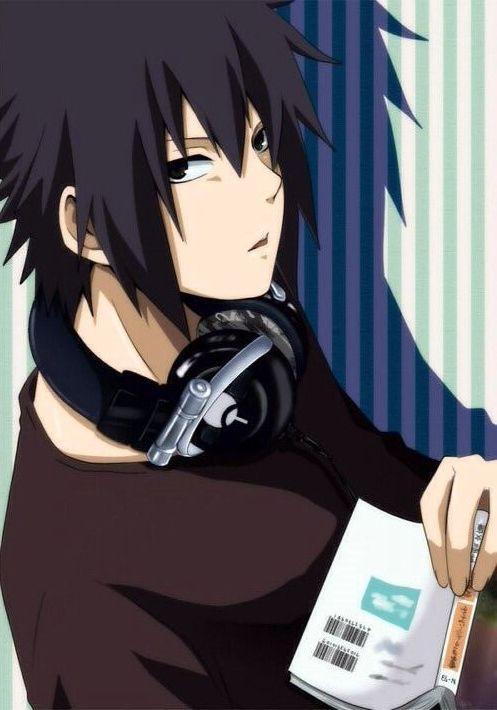 Sasuke Uchiha (うちはサスケ, Uchiha Sasuke)  --- OMGOMG I SERIOUSLY LOVE THIS!