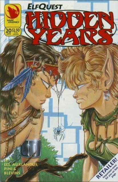 """""""ElfQuest: Hidden Years"""" # 20"""