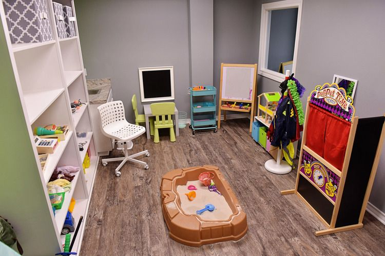 Unusual Traffic Detected Play Therapy Office Playroom Play Therapy Room