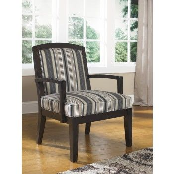Yvette Steel Showood Accent Chair Home Decor Furniture