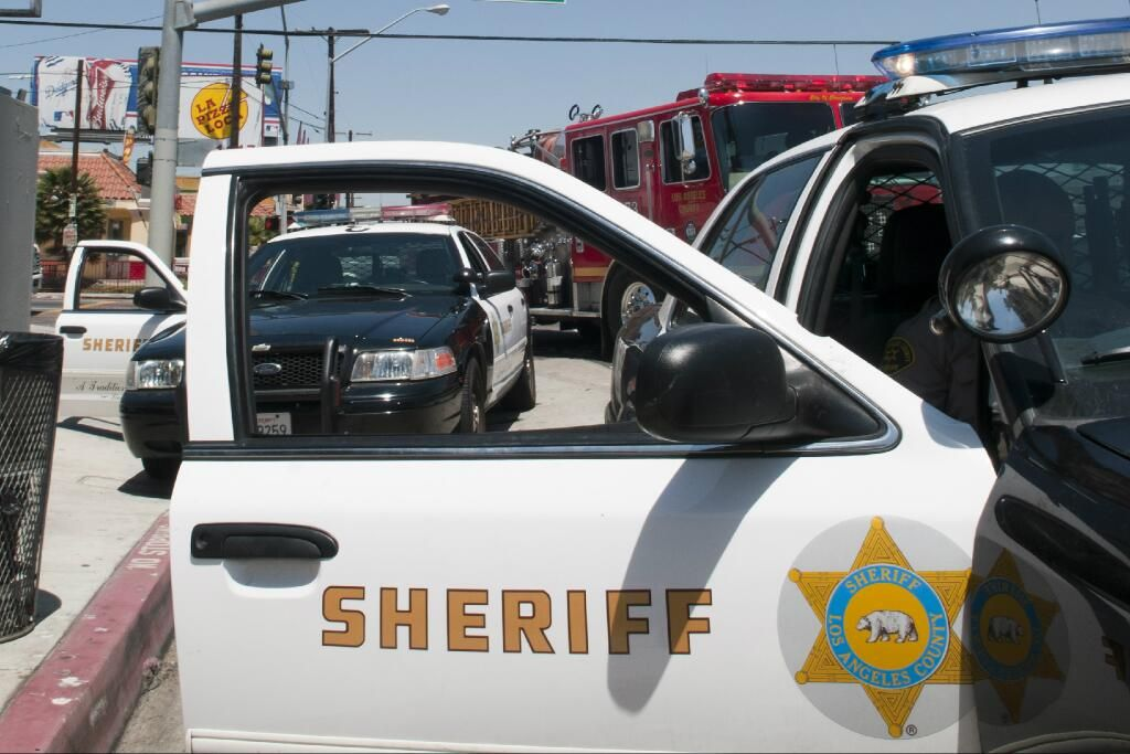 LA County Sheriff (LASDHQ) on Twitter La county sheriff