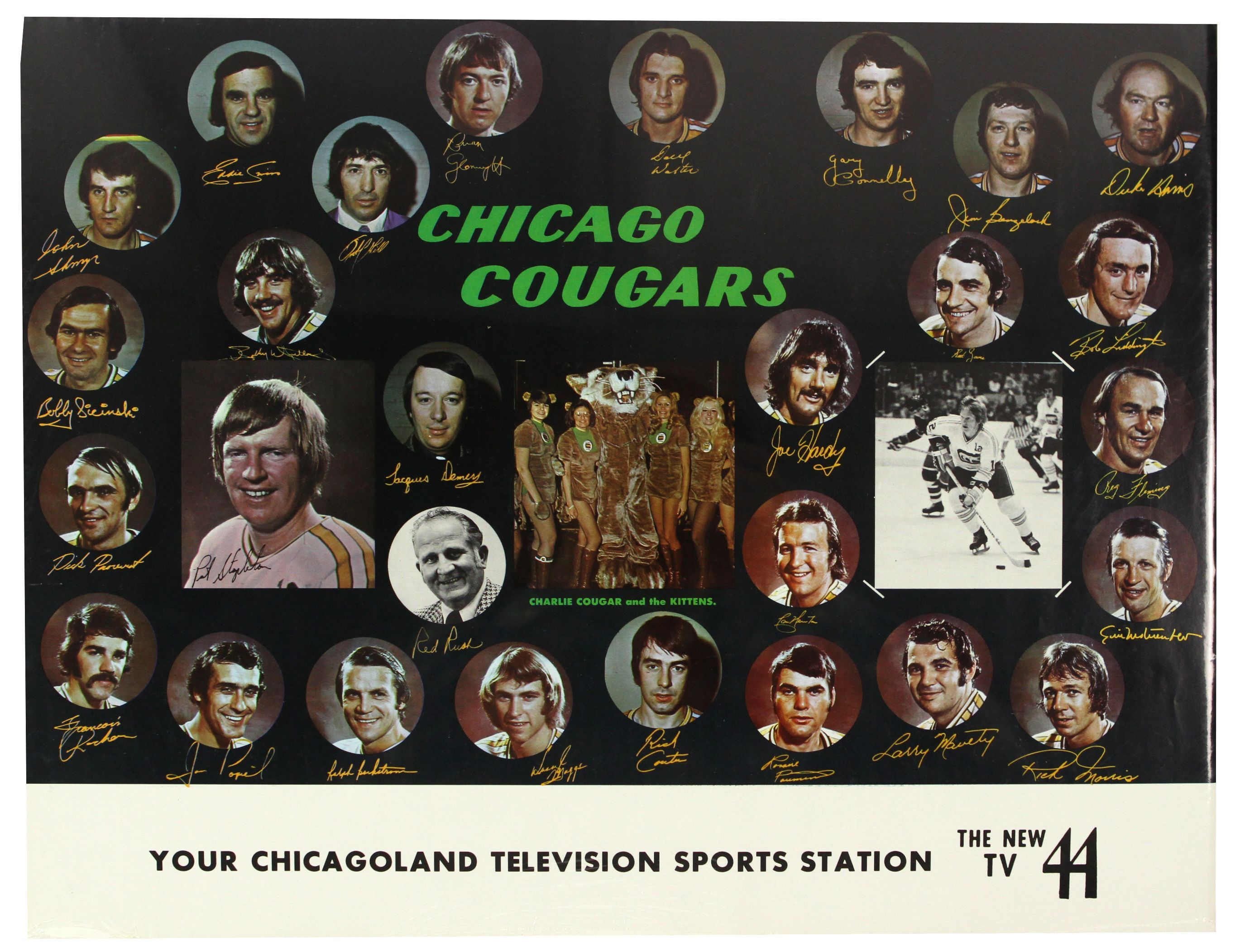 Find Cougars In Chicago