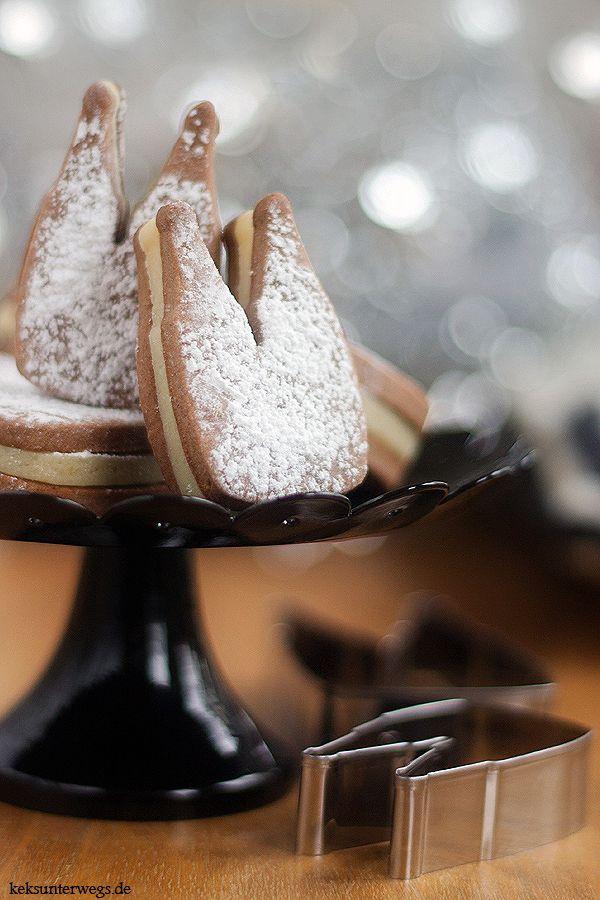 Am Ersten Advent Bekam Ich Von Julia Loeffelgenuss De Zwei Keksausstecher In Form Des Kolner Doms Geschickt Die Mussten Leckereien Weihnachtsplatzchen Kekse