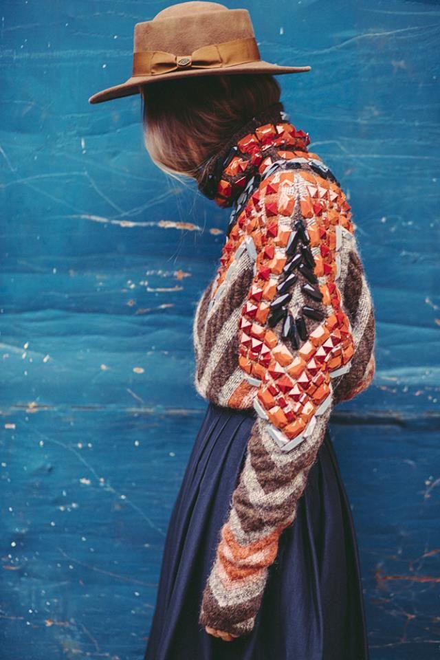Image Via: Beautiful Knitting