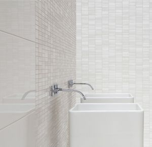 Mosa More Than White | @home white bathrooms | witte badkamers ...