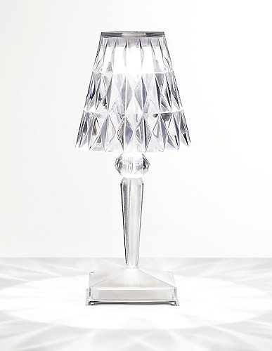 Battery Table Lamp By Kartell At Lumens Com Led Table Lamp Lamp Table Lamp