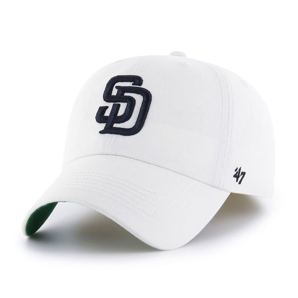 75a39ec16d7 San Diego Padres  47 MLB Franchise Fitted Hat - White -  29.99 ...
