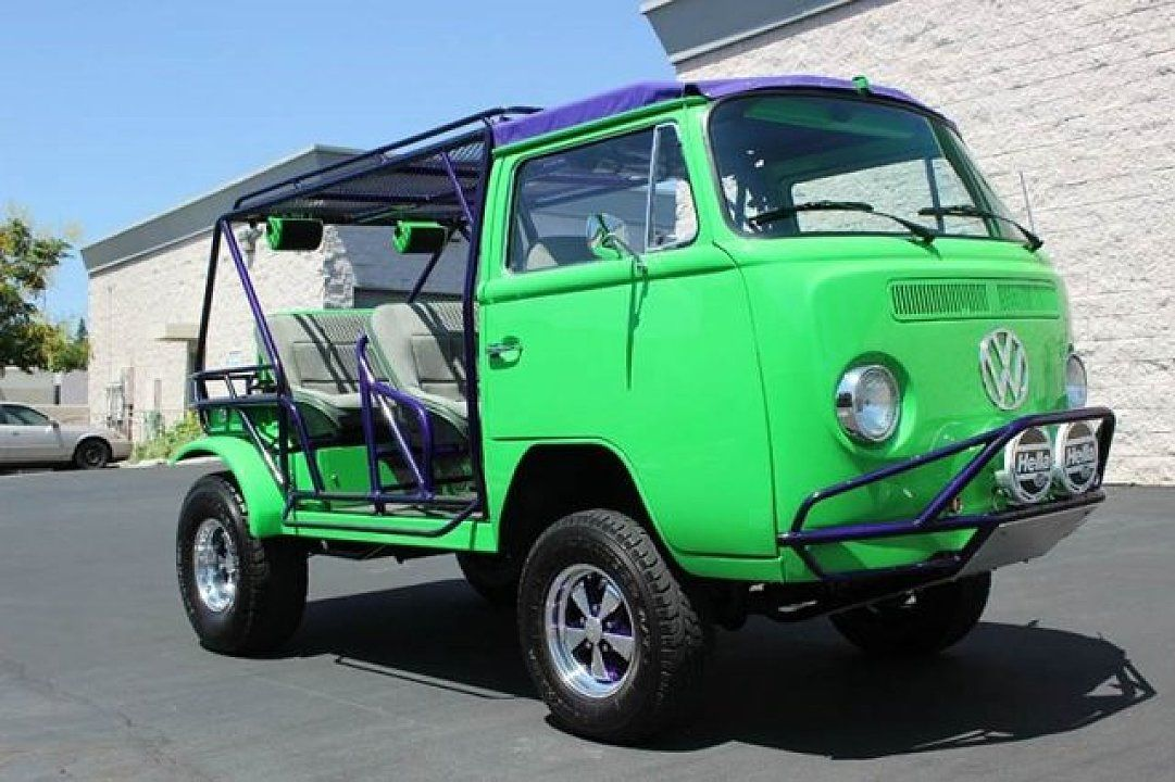 Treffen bester Wert beste Auswahl von 2019 1972 Volkswagen Vans for sale 100742168   Stuff to Buy ...