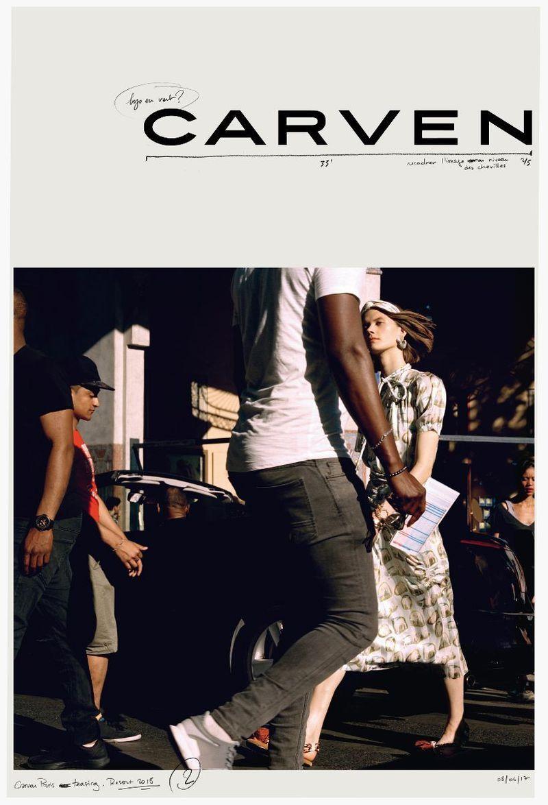 455798e9669 Carven Resort Campaign 2018 (Carven) | Ads in 2019 | Campaign ...
