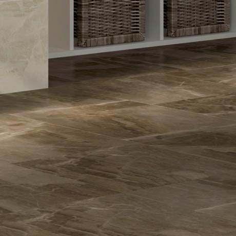 Marble Effect Porcelain Floor Tiles