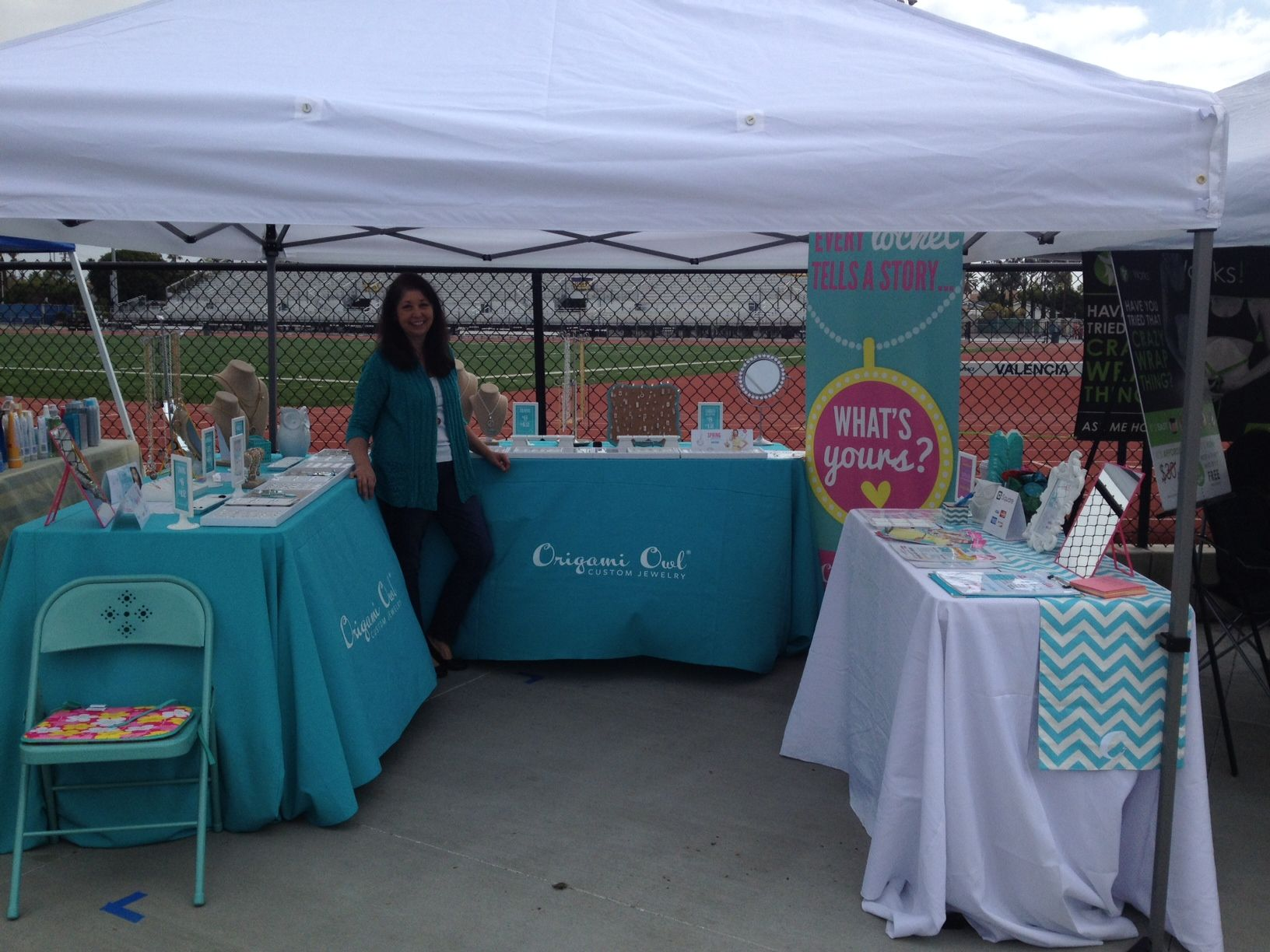Let's make your next event special!  Whether indoors or out, I will bring a beautiful booth that will let your guests create their lockets and take them home!  ellenrikaorigamiowl@gmail.com ellenrika.origamiowl.com