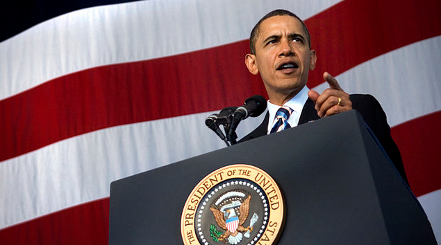 VIDEO: Obama Announces His ObamaLaw Plan